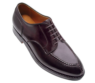 Cordovan Norwegian Front Blucher Oxford