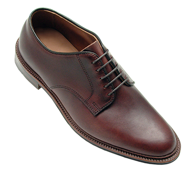 Unlined Chromexcel Plain Toe Blucher