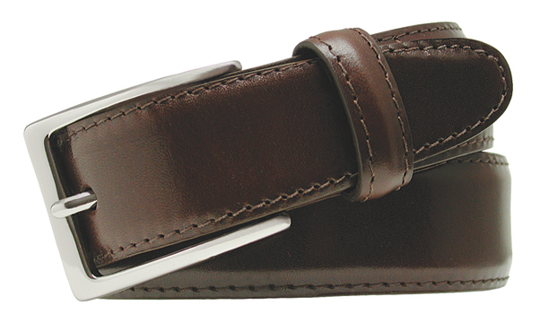 30mm Smooth Calf Leather Belt