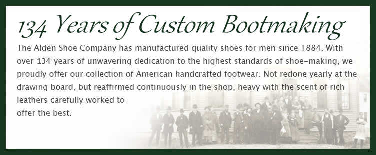 125 years of custom bootmaking